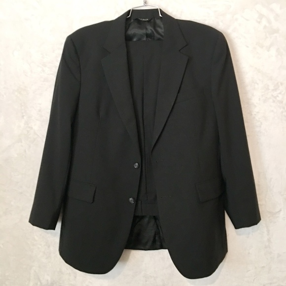 Jos. A. Bank Other - Jos. A. Bank Suit, Black, 42R